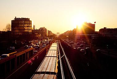 Ökologische Mobilität: Mit der Bahn umweltfreundlich, sicher und gesund unterwegs sein