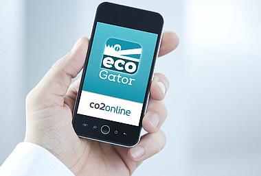 Die App ecoGator hilft beim Vergleich der Energieeffizienz von Haushaltsgeräten.
